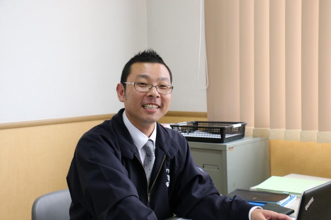 濱崎隼人さん