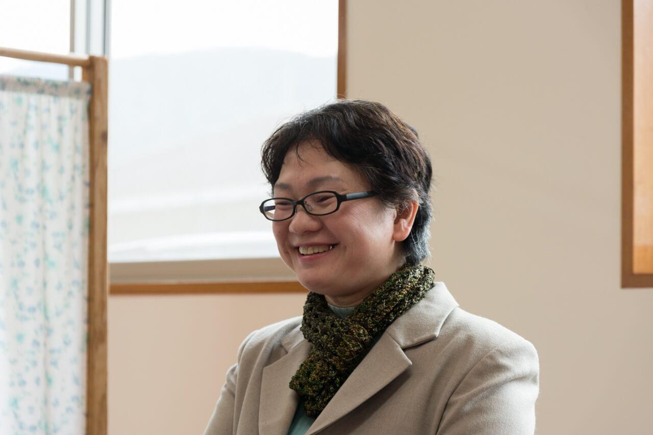 永嶺尚枝さん