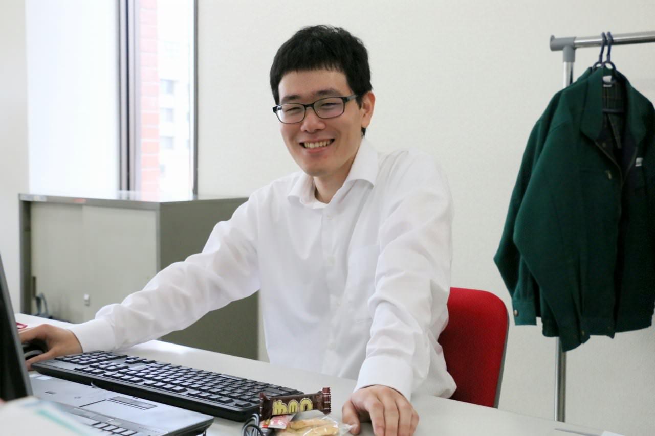 田中陽介さん(25歳)