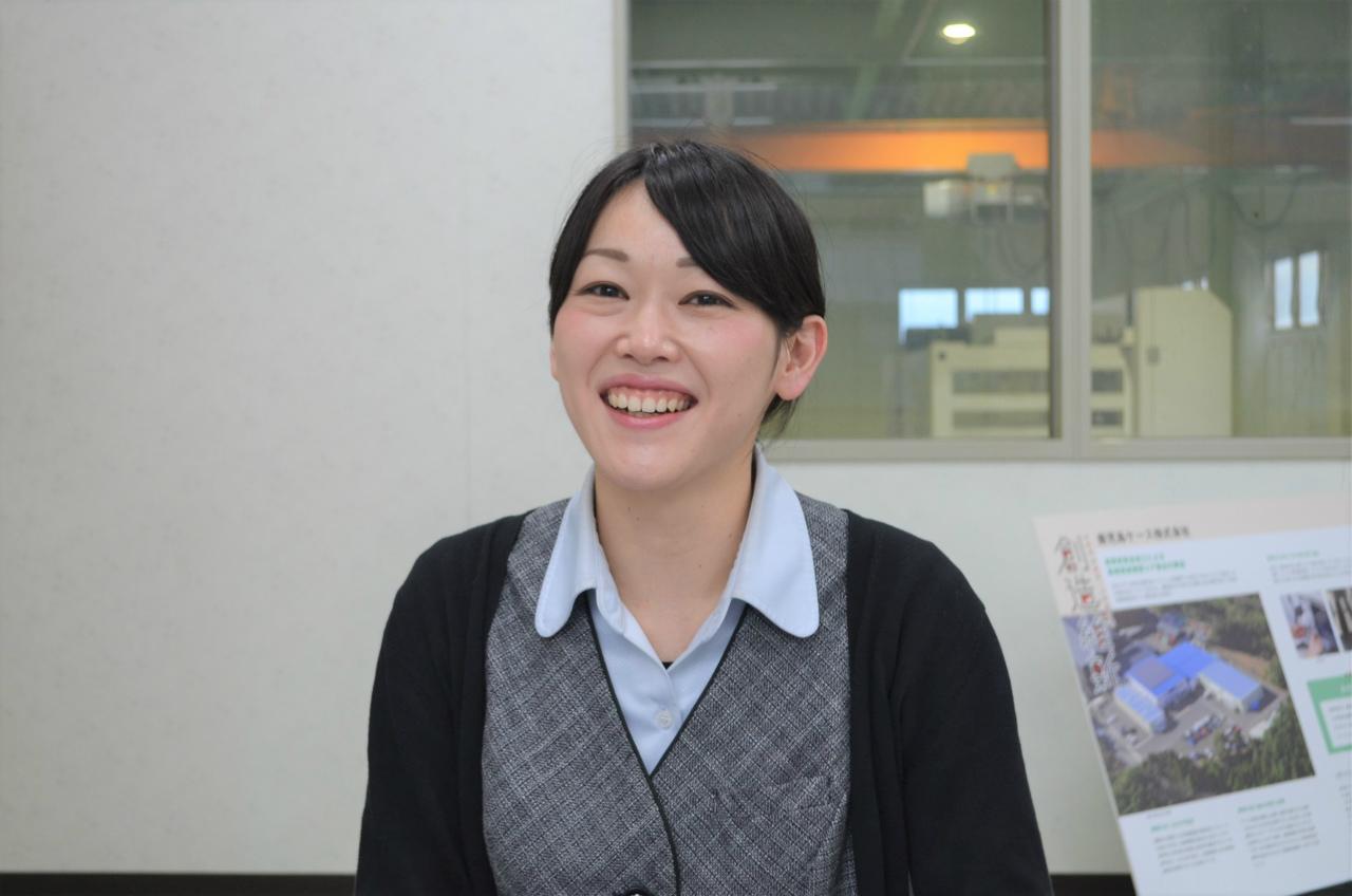 大平 弥生(カスタマーサポート部/2015年 中途入社)